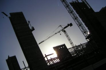 Construction: industrial buildings and structures